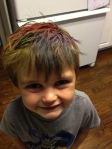 mason hair chalk