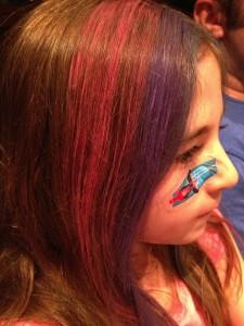 story hair chalk