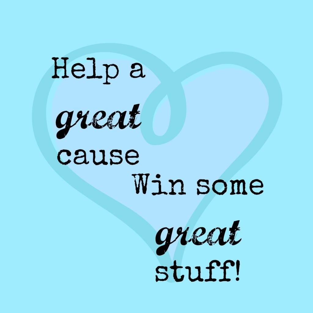 Help a great cause win some great stuff