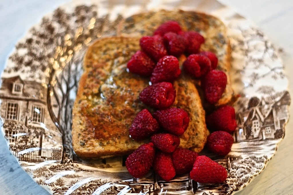 five minute nutrient packed french toast