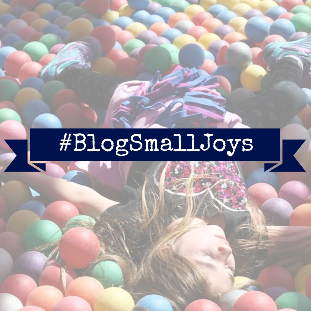 #BlogSmallJoys