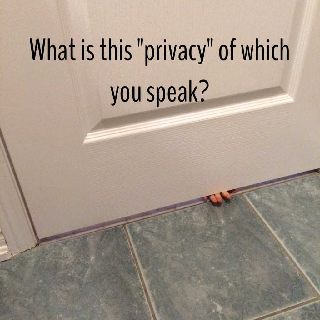 Parental Privacy
