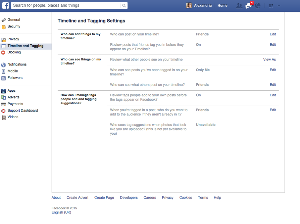 Managing Facebook privacy settings is key. Here's how!