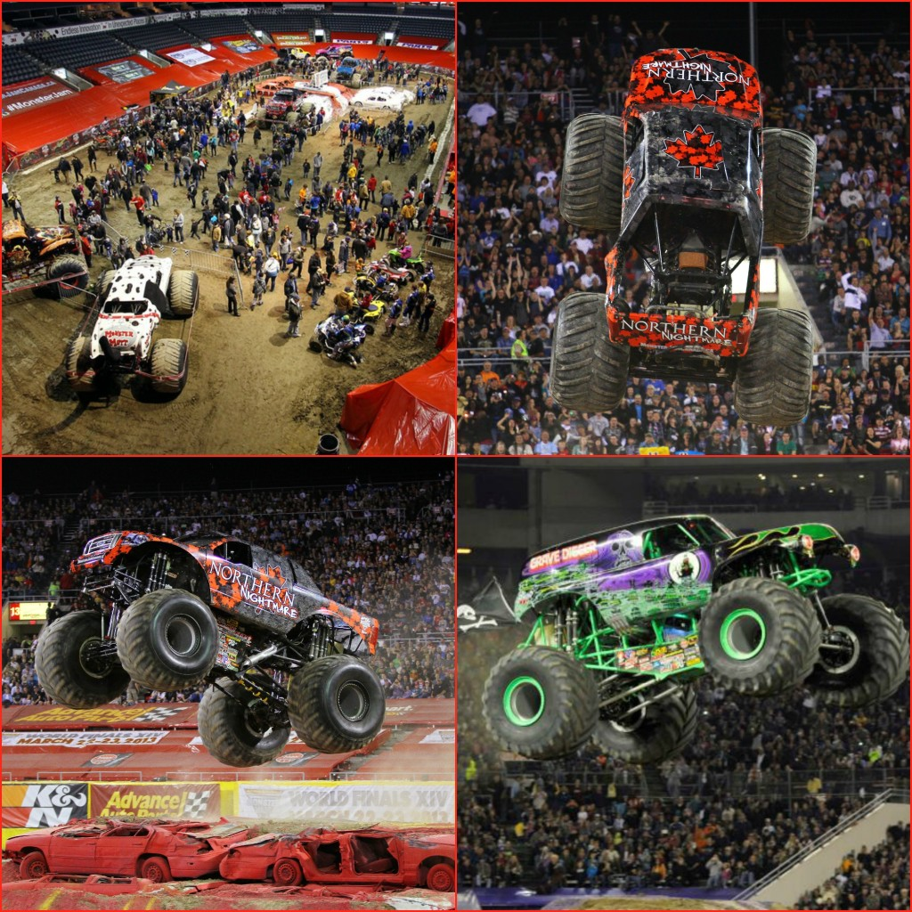 Win tickets to Monster Jam in Hamilton from IDontBlog.ca