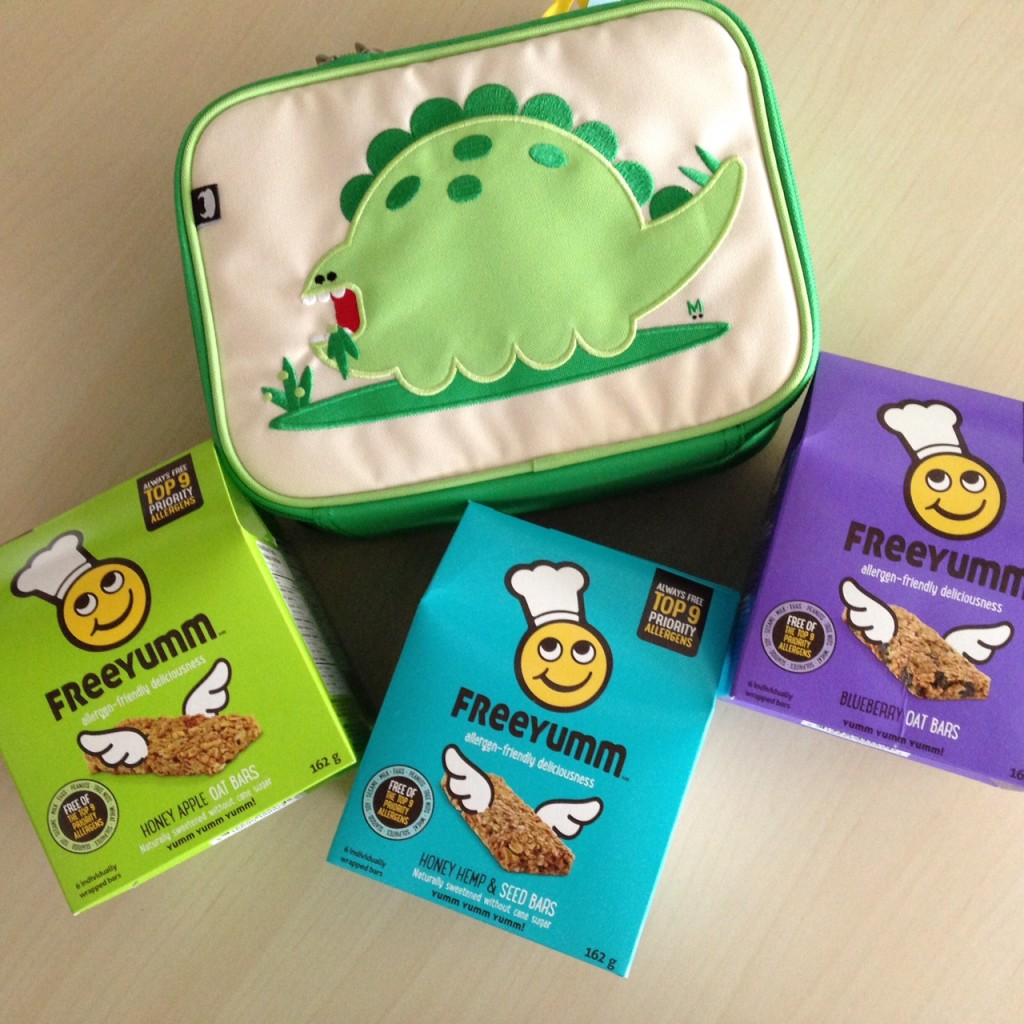 Win this fantastic FreeYumm prize pack at IDontBlog.ca!