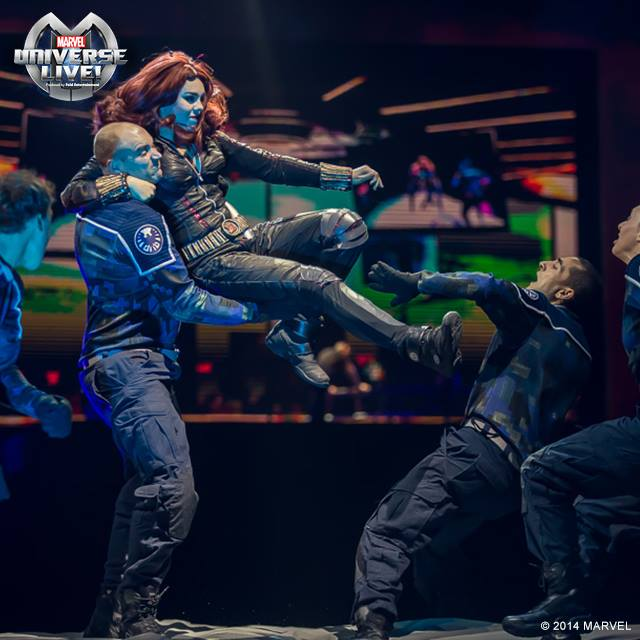 Win 4 tickets to see Marvel Universe Live! in Toronto at IDontBlog.ca!