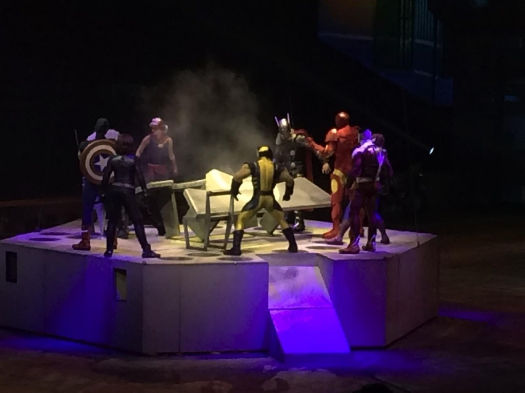 Marvel Universe Live is an action-packed, 2 hour adventure!