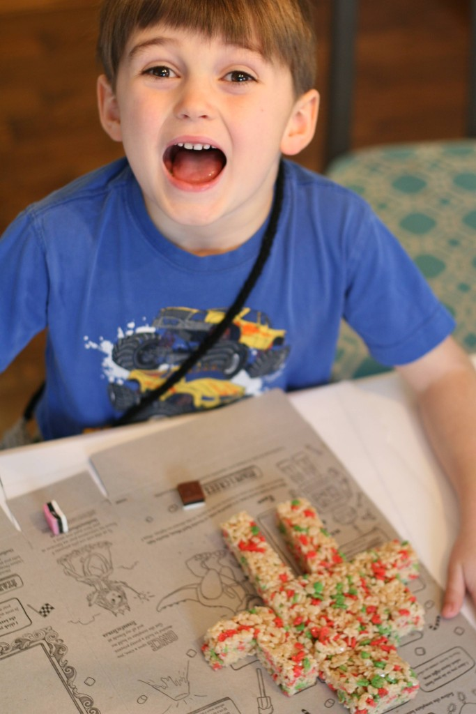 How can a Rice Krispies treat give a less fortunate child a toy? Find out how at IDontBlog.ca!