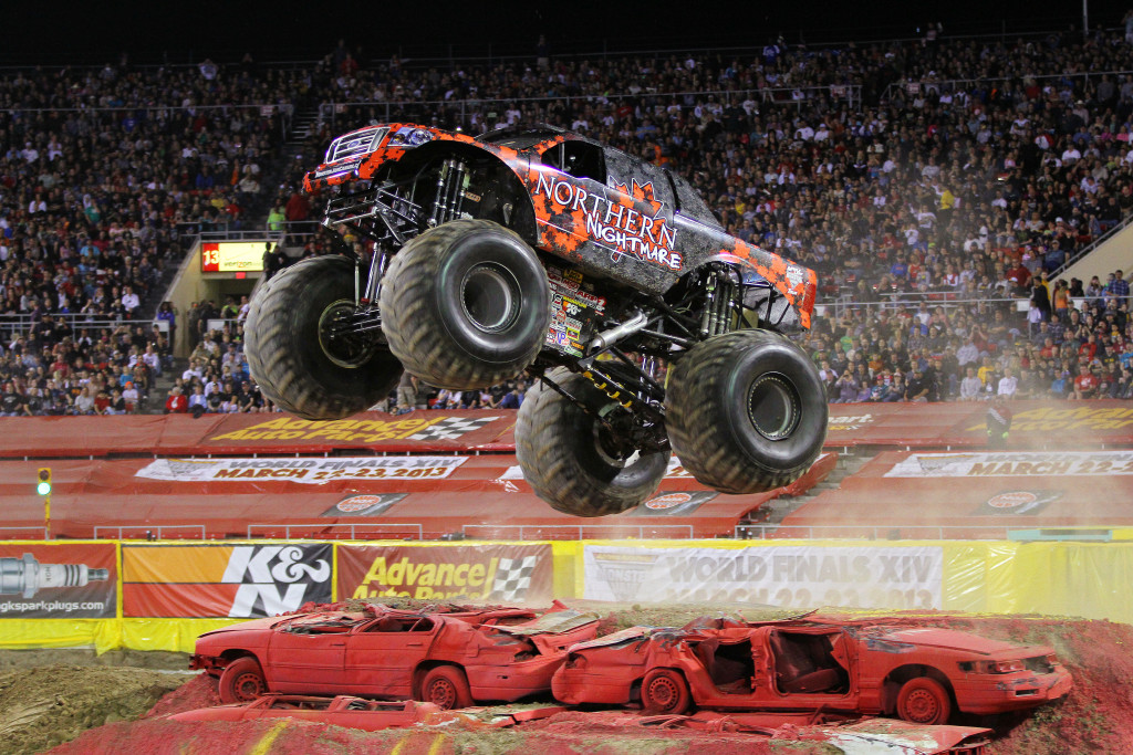 Win tickets to see Northern Nightmare at Monster Jam in Toronto!