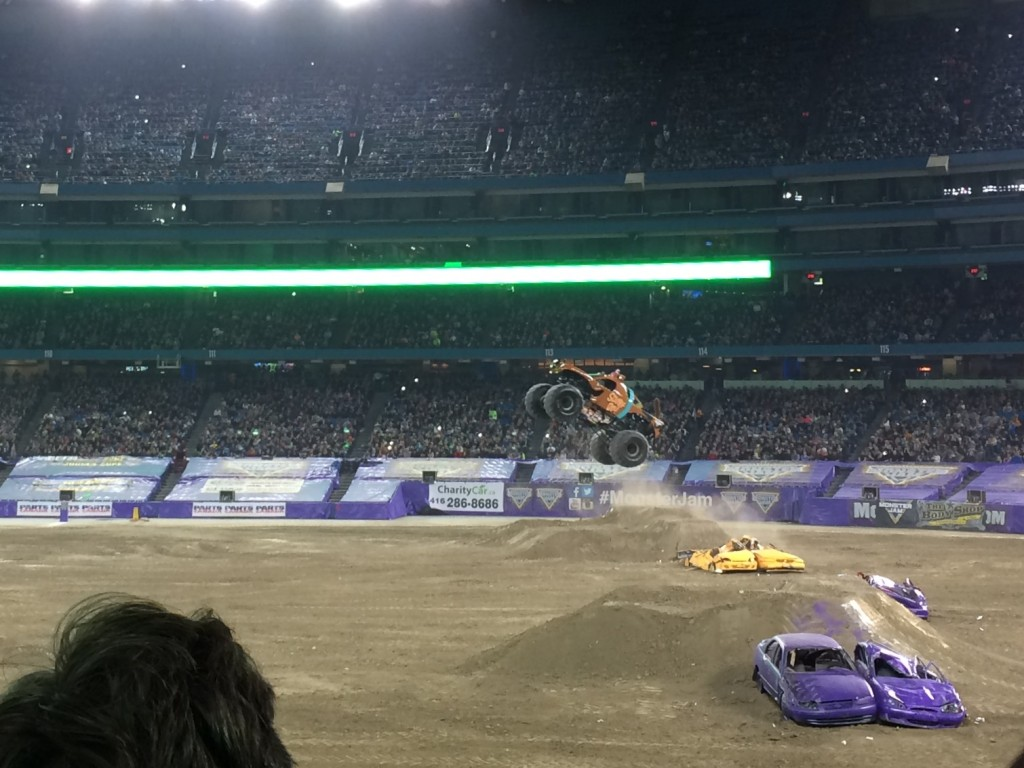 Monster Jam is affordable family fun