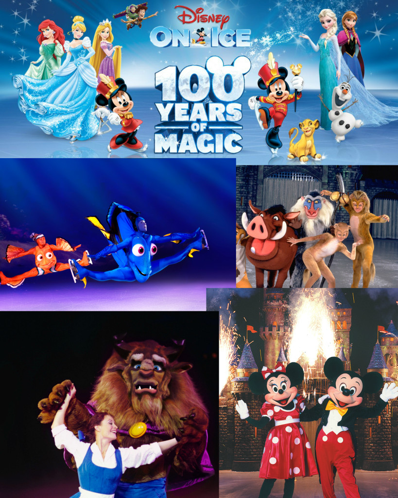WIN! Tickets to Disney on Ice celebrates 100 Years of Magic in Toronto!