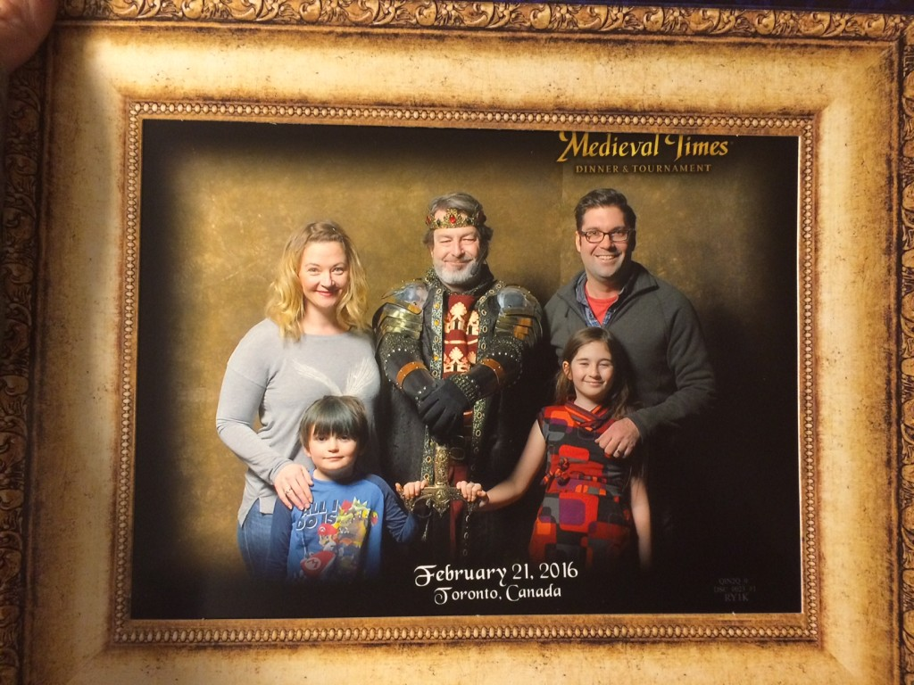 Win tickets to Medieval Times in Toronto for you and your family from IDontBlog.ca
