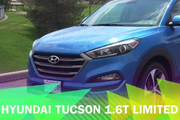 Original Video Review 2016 Hyundai Tucson 16T  I Don39t Blog But
