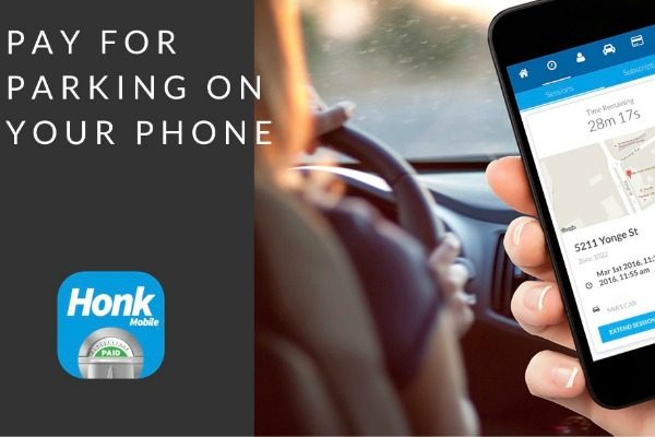 Honk Mobile is the app that'll change your parking life forever!