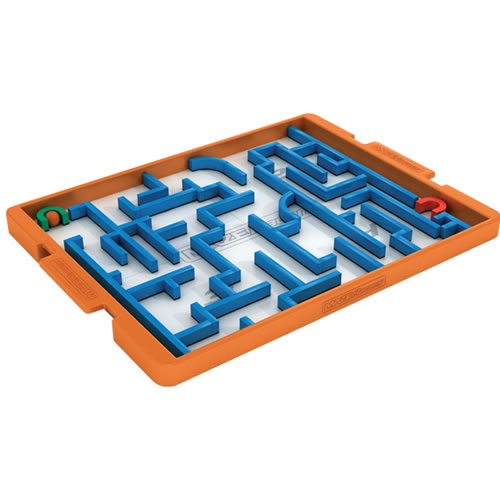 The Maze Racers Game at Mastermind Toys is a fun challenge for kids -- find out more at IDontBlog.ca