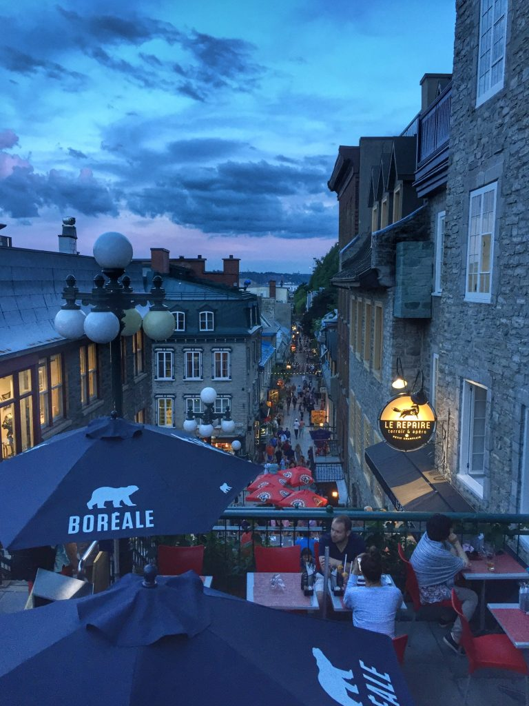 Beautiful Old Quebec