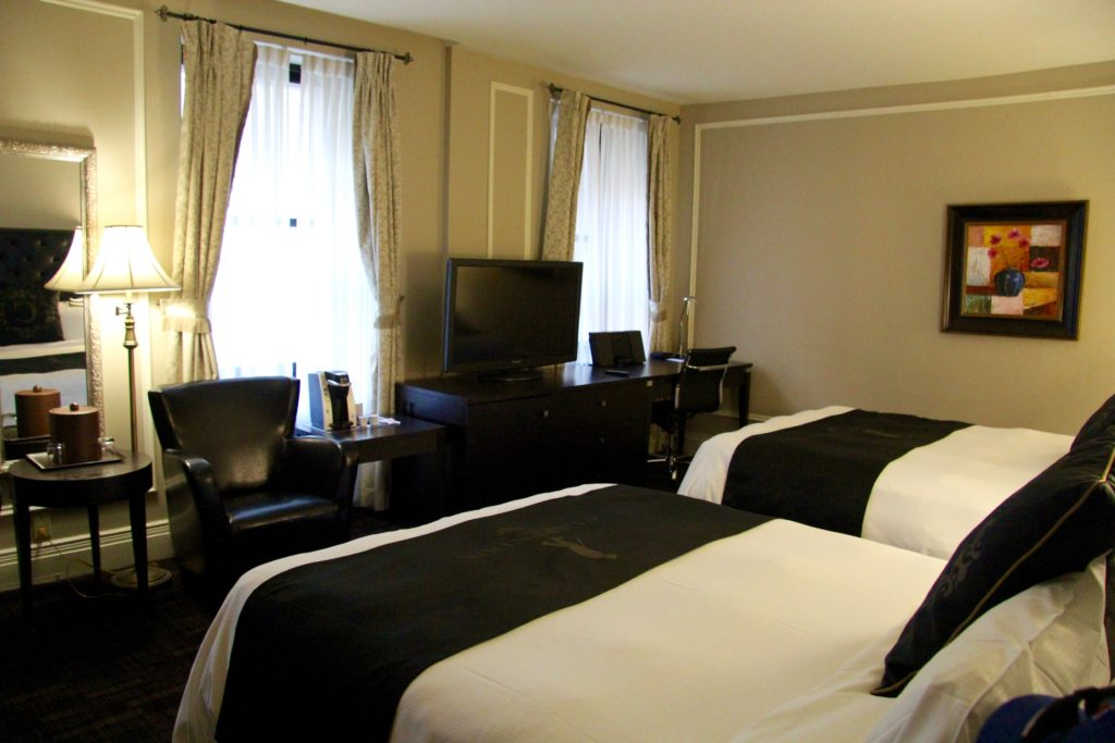 Read more about Hotel Clarendon in Quebec City at IDontBlog