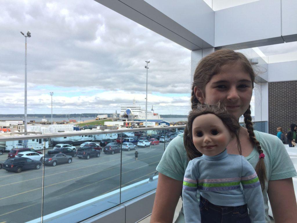 Taryn went to Newfoundland!