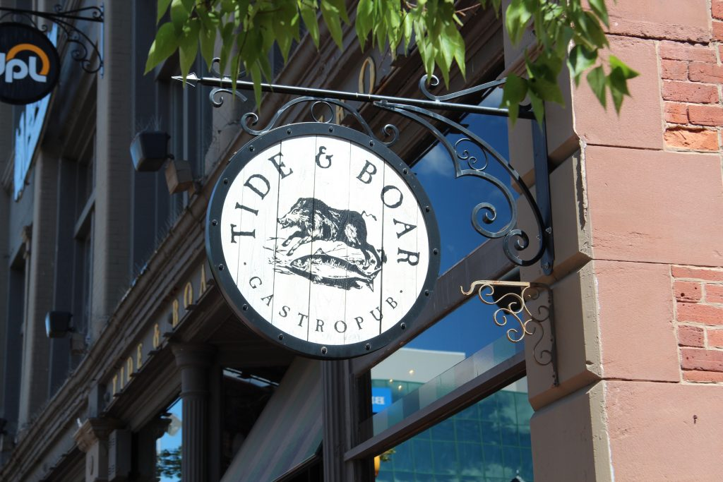 Tide and Boar Moncton Review at IDontBlog