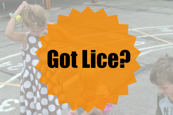 Got Lice? Do this.