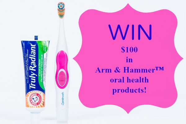 *~CLOSED~* Let Arm & Hammer™ Help You With Your Oral Health