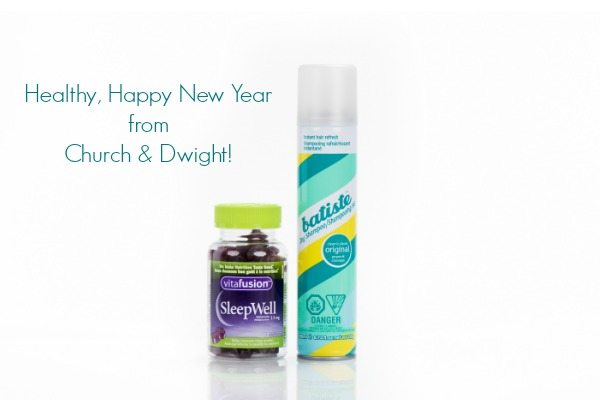 Healthy Habits for the New Year with Church & Dwight
