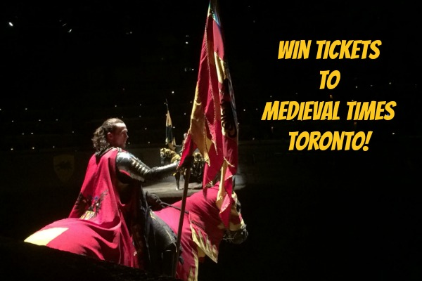 Wanna Take Your Family to Medieval Times Toronto? (giveaway closed)