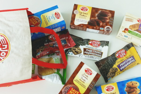 Allergy*~GIVEAWAY CLOSED~* Awareness Month Giveaway from Enjoy Life Foods