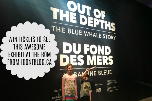 *~ CLOSED ~* My Blue, Blue (Whale) Heart: Win Tix to the ROM!